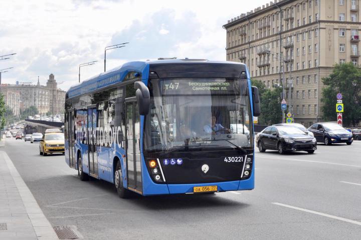 Проезд в автобусах будет осуществляться по билетам и абонементам ЦППК / Пресс-служба ГУП «Мосгортранс»