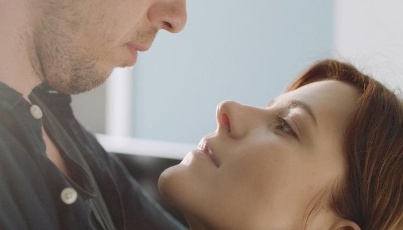 В ленте Нигины есть замечательная по своей правдоподобности интимная сцена / Кадр из фильма «Верность»
