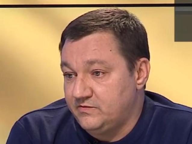 Тымчук был известным участником информационной войны / Cкриншот с видео YouTube (https://www.youtube.com/watch?v=qhsoOKL1AzU)
