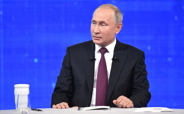 Глава государства подчеркнул, что сумма в 50 рублей не является существенной / Официальный сайт Кремля