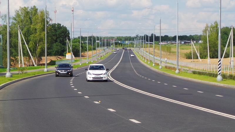 Афанасовское шоссе расширится после реконструкции