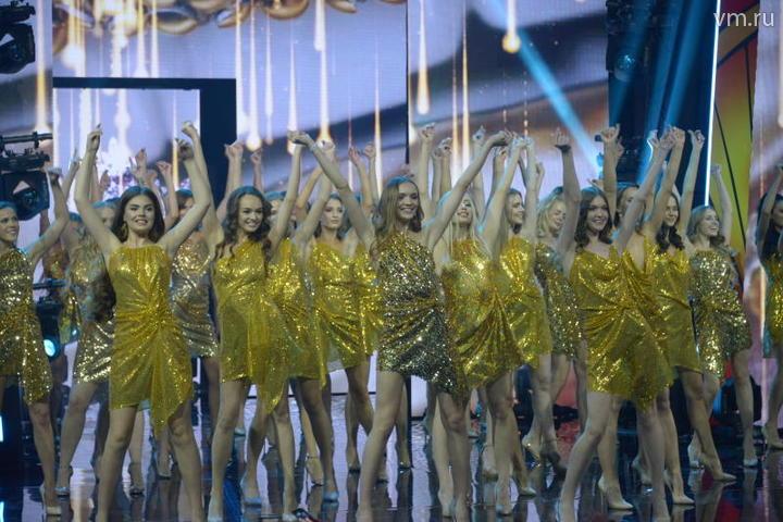 В жюри девушек оценивали не только по красоте / Наталья Феоктистова, «Вечерняя Москва»