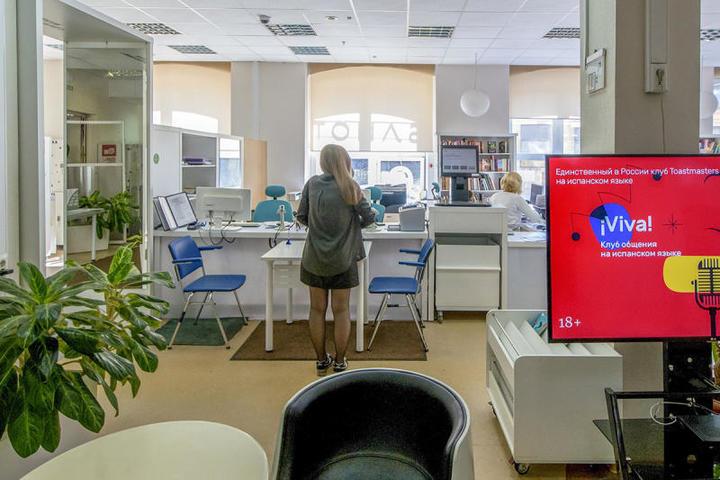 В334 библиотеках города установлено свыше двух тысяч точек доступа к бесплатной интернет-сети Wi-Fi / Официальный сайт Комплекса градостроительной политики и строительства Москвы (https://stroi.mos.ru/)