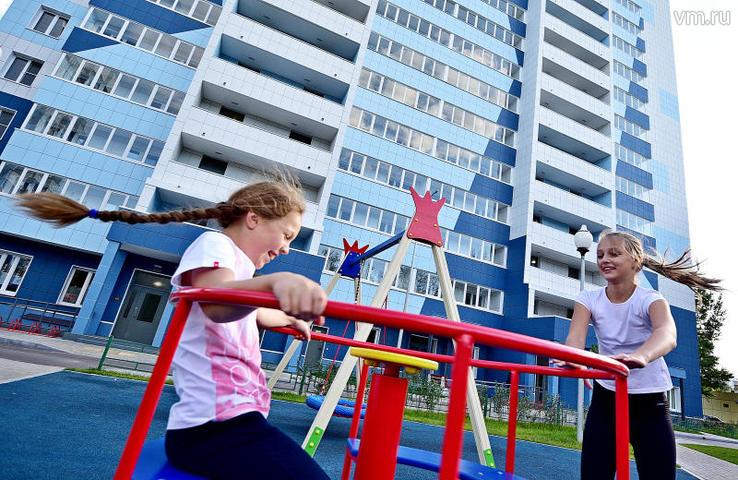 Переселение жителей по программе реновации началось в районе Фили-Давыдково