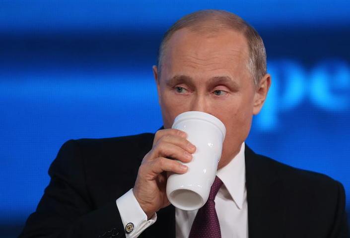 Человечеству очень даже нравится такая Россия, и оно не прочь заполучить ее кусочек / Илья Питалев/ТАСС