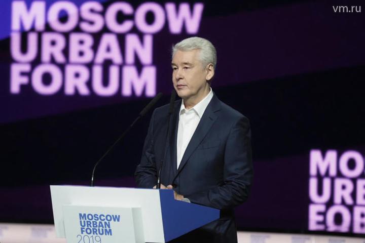 Сергей Собянин: Две трети промышленных зон испытывают перемены