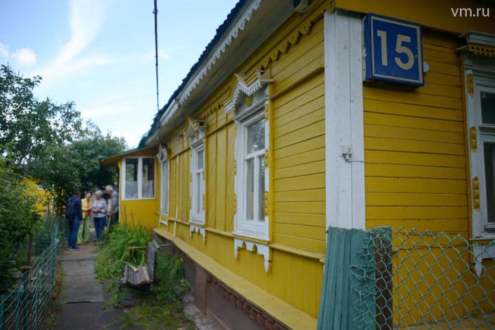 До революции село считалось вполне зажиточным. В каждом дворе было хорошее подсобное хозяйство / Наталья Феоктистова, «Вечерняя Москва»