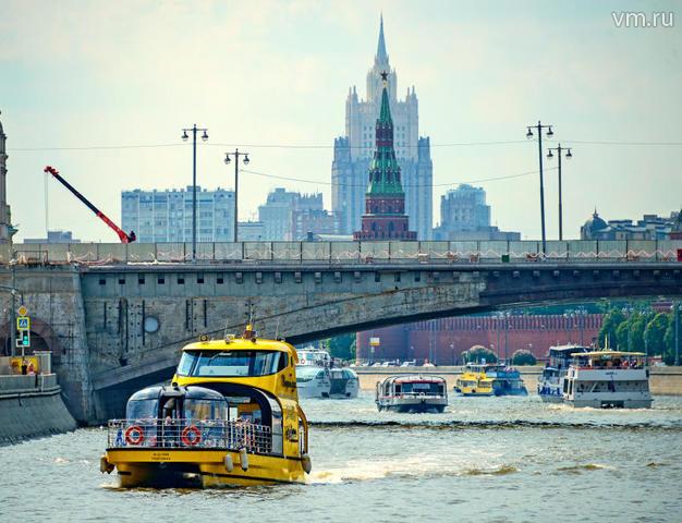 Москва-река — это хорошо, но мало / Наталья Феоктистова, «Вечерняя Москва»