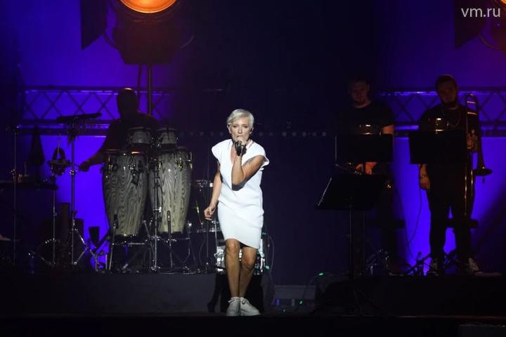 Весь концерт Диана Арбенина отыграла вживую / Ирина Хлебникова, «Вечерняя Москва»
