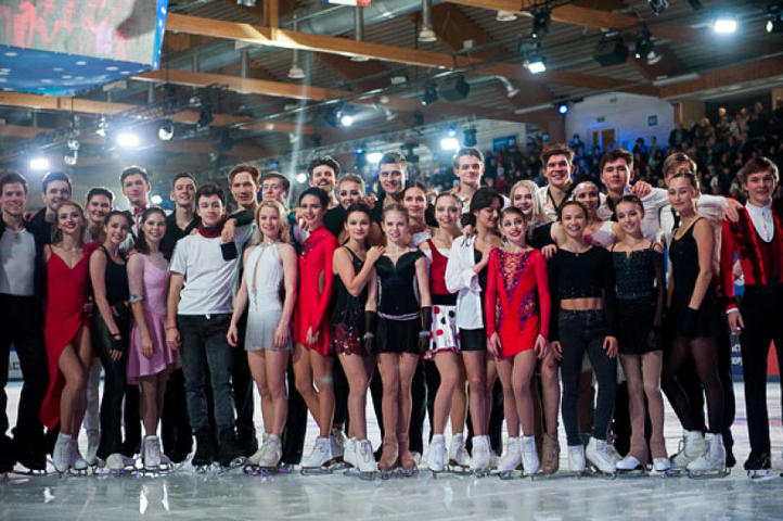 Евгения Медведева и Алина Загитова выступят в Москве