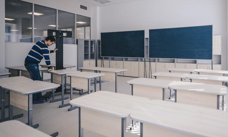 Учителя довольны. А ученики? / официальный сайт мэра Москвы