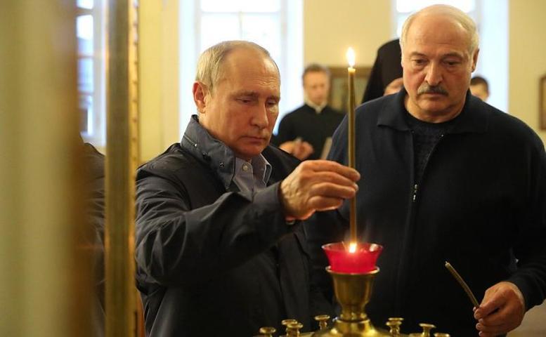 В Коневском монастыре раскрыли чудодейственные свойства иконы, подаренной Путину и Лукашенко