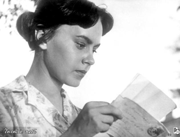 Нина Дробышева исполнила роли более чем в 20 фильмах, она такжеизвестна своей работой на театральной сцене / РИА Новости