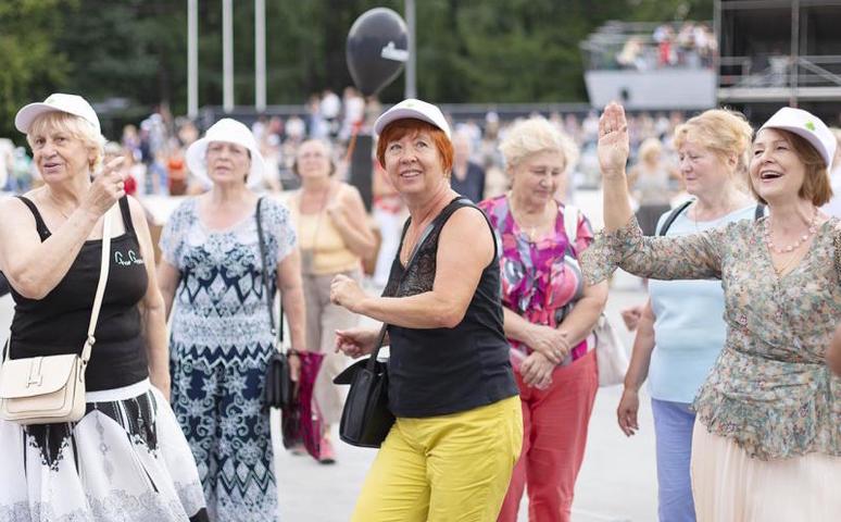 После приятных тренировок на свежем воздухе участников пригласят на концерт / официальный портал мэра Москвы
