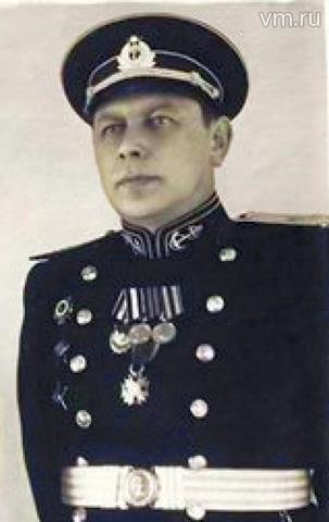 Капитан первого ранга Рудаков, фото начала 1950-х годов / Wikipedia/Общественное достояние