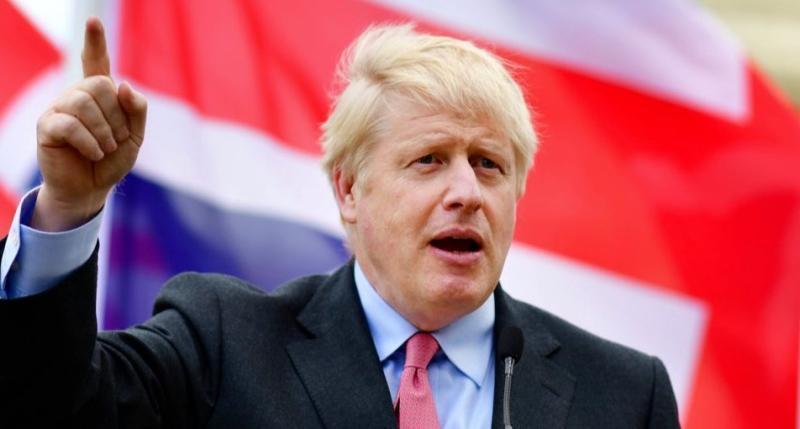 Премьер-министр Великобритании Борис Джонсон / Официальный Twitter-аккаунт Бориса Джонсона/@BorisJohnson