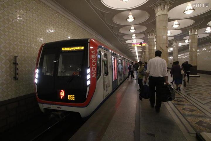 СМИ сообщили о падении пассажира на рельсы на станции «Таганская»