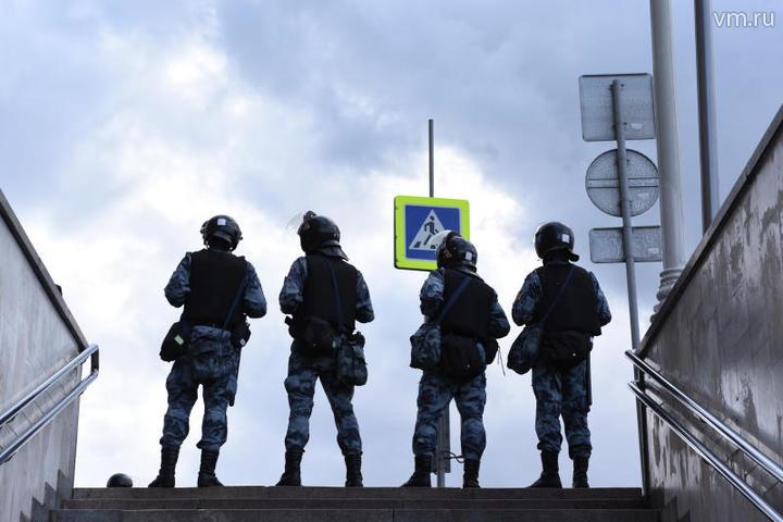 Пропорциональность применяемой силы при разгоне митингующих — второй вопрос / Пелагия Замятина, «Вечерняя Москва»