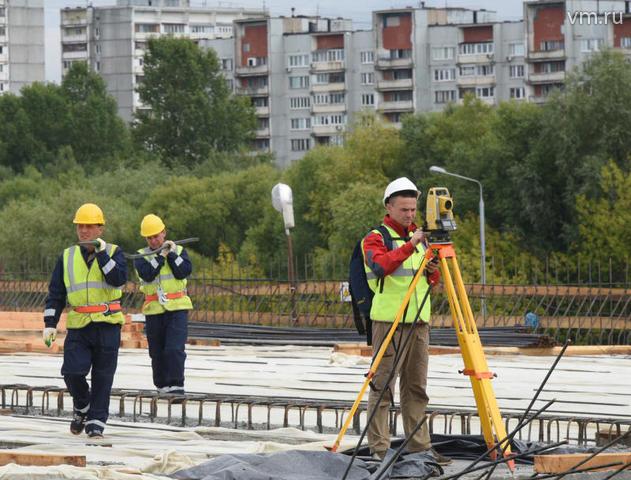 Стартовую площадку под реновацию на юго-западе столицы зарегистрировали