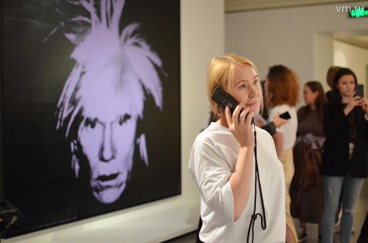 Энди Уорхол «Автопортрет» / Анна Назайкина, «Вечерняя Москва»