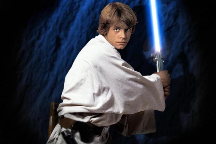 Кадр из фильма «Звездные войны. Эпизод 4: Новая надежда»