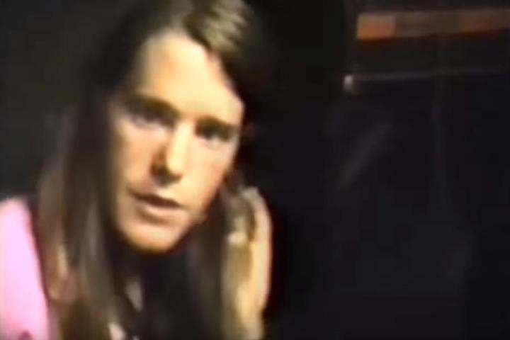 Экс-барабанщик группы Nirvana Чэд Ченнинг / Скриншот с видео (www.youtube.com/watch?v=F5MrwqFT_Wo)