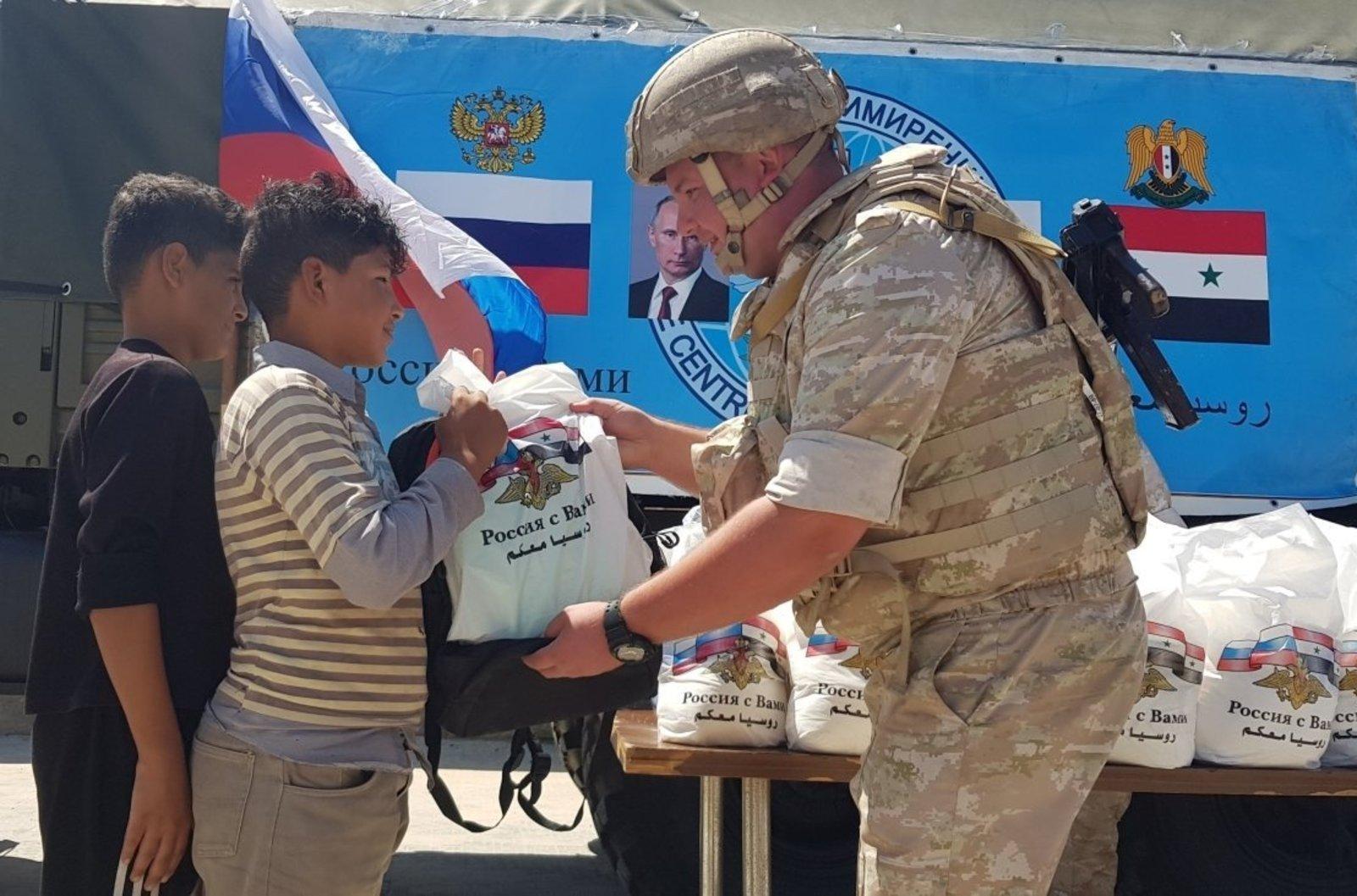 Гуманитарная помощь сирии картинки