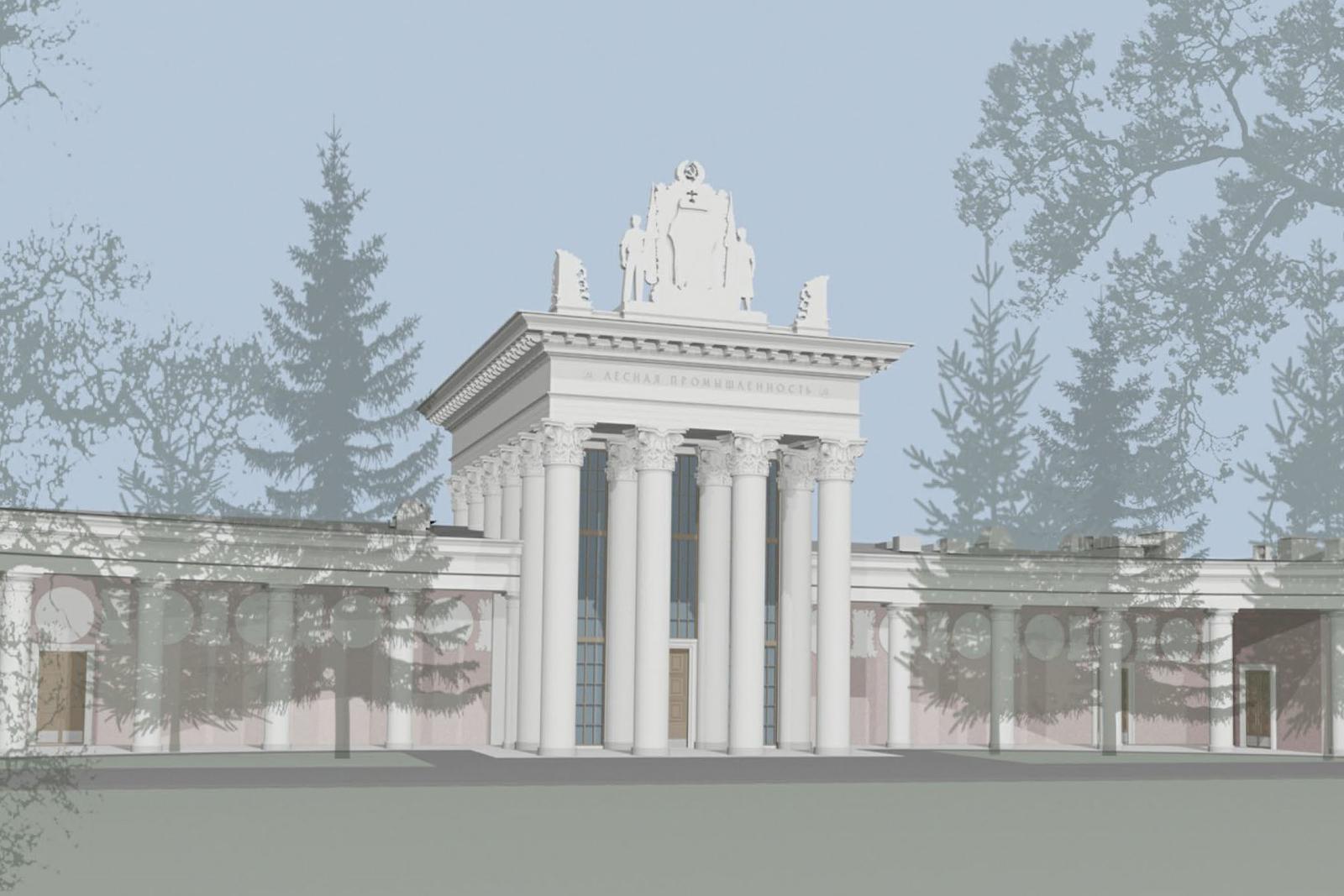 пресс-служба Москомархитектуры