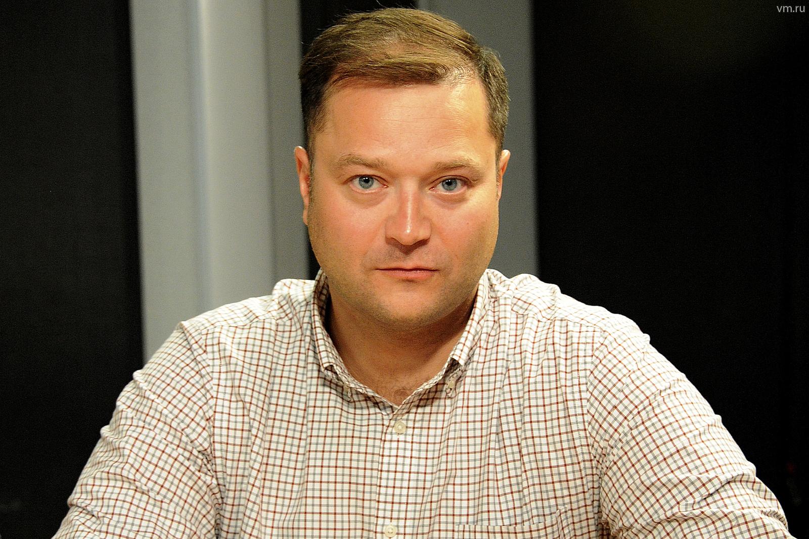 Марков, считает, что партию Исаеву после его смерти могут «подобрать» / Александр Кожохин, «Вечерняя Москва»