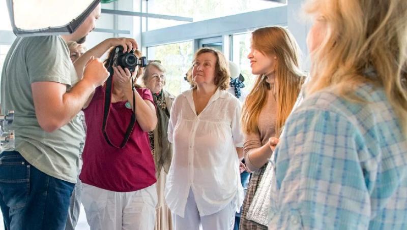 Москвичей старшего поколения научат основам фотографии